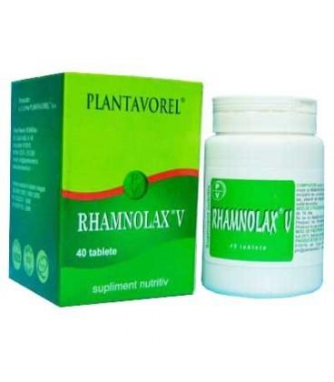 Rhamnolax,40 tablete
