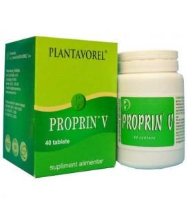 Proprin V, 40 tablete