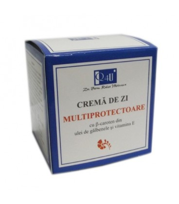 Crema de zi,  multiprotectoare, 50 ml