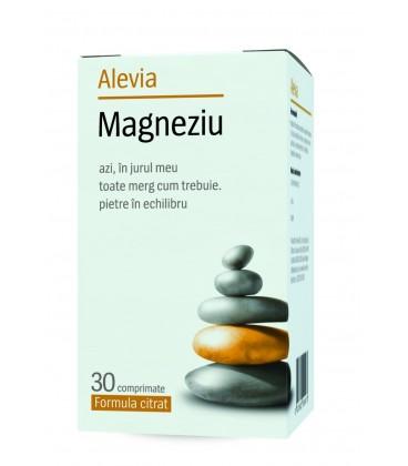Magneziu 30 CPR formula citrat