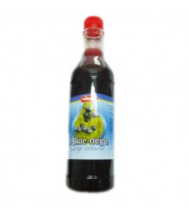 Sirop natural de afine negre, 480 ml