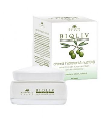 Bioliv Crema Hidratanta Nutritiva 50 ml