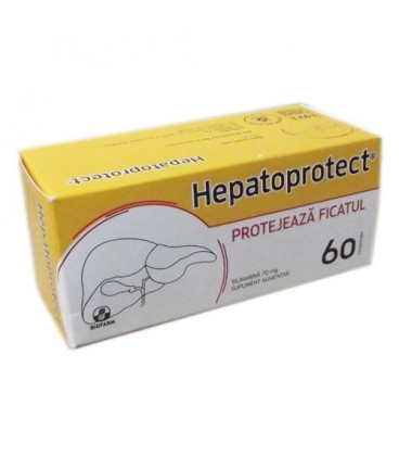 Hepatoprotect 60 cps