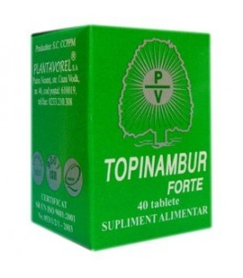Topinambur Forte, 40 tablete