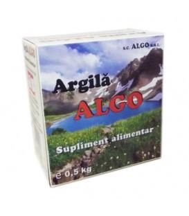 Argila, 500 grame