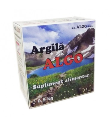 ARGILA 0.5Kg