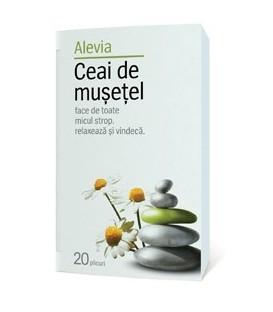Ceai de musetel, 20 doze
