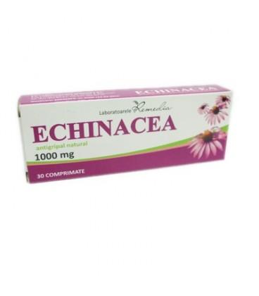 Echinaceea, 1000mg, 30 comprimate