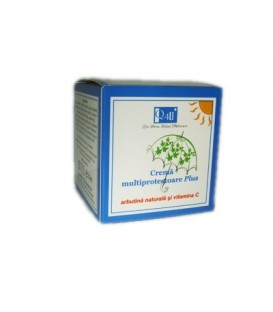 Crema multiprotectoare Plus, 50 ml