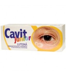 Cavit Junior Luteina 20 tbl