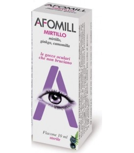 Afomill afine fortifiant (mov), 10 ml