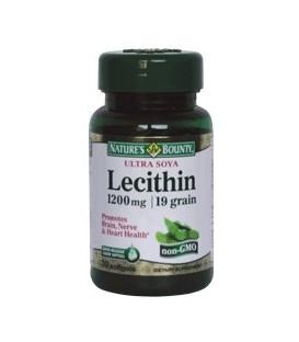 Lecitina, 1200mg, 30capsule