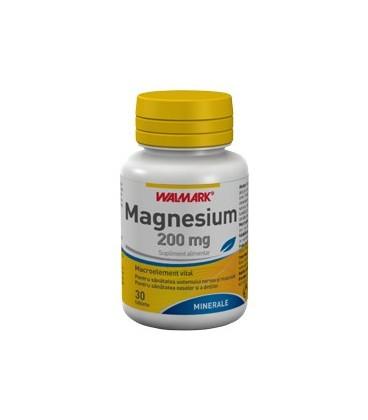 Magnesium, 200 mg, 30 comprimate