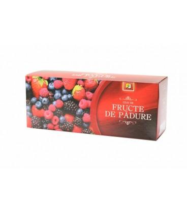 Fructe de padure aromat, 100 doze x 2 grame