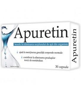 Apuretin, 30 capsule