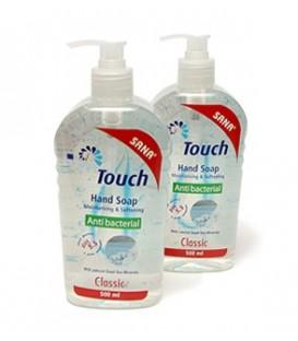 Touch Classic - sapun lichid antibacterian, 500 ml