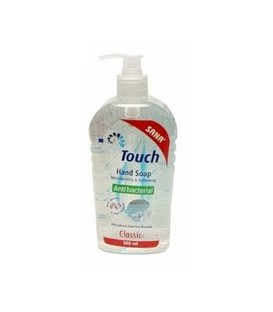 Touch Kids - sapun lichid antibacterian, 500 ml