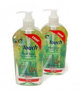 Touch Splash - sapun lichid antibacterian, 500 ml