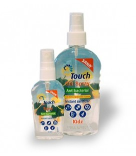 Touch Spray Kids - spray antibacterian, 59 ml