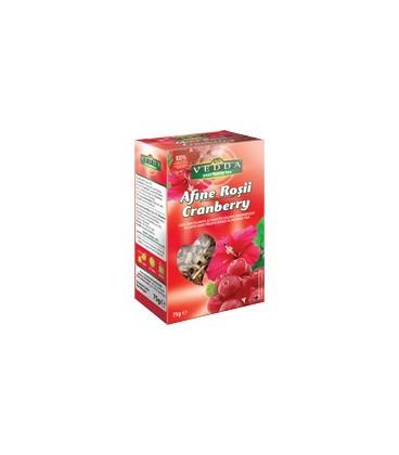 Afine rosii, 75 grame