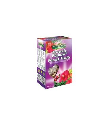 Fructe de padure, 75 grame