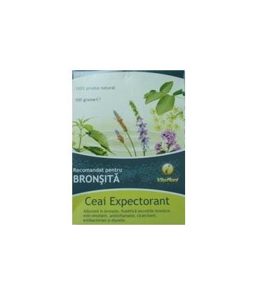 Expectorant ceai, 2 grame x 50 doze