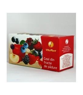 Ceai de fructe de padure, 2 grame x 20 doze