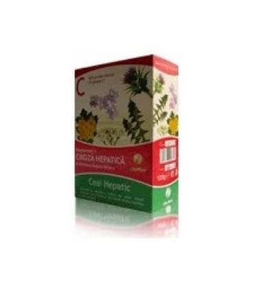 Hepatic ceai, 1 gram 75 doze