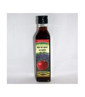 Otet de mere cu salvie, 500 ml