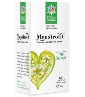 Menstrofit cu vitex, 60 capsule