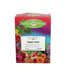 Tabac stop pulbere, 50 grame