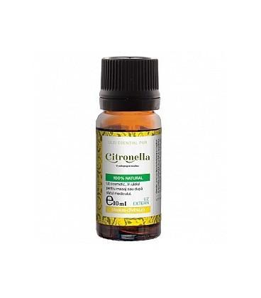 Ulei Citronella, 10 ml