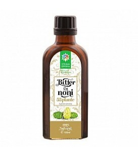 Bitter cu noni 55 plante, 100 ml