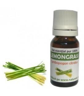 Ulei de lemongrass (lamaie verde), 10 ml