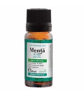 Ulei esential de menta pentru uz extern, 10 ml