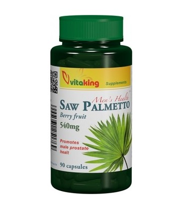 Extract Palmier (Saw Palmetto),  540 mg 90 capsule