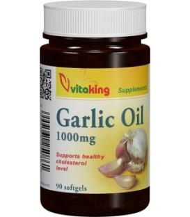 Extract de usturoi 1000 mg, 90 capsule