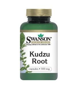 Kudzu Root (pueraria lobala) 500 mg, 60 capsule