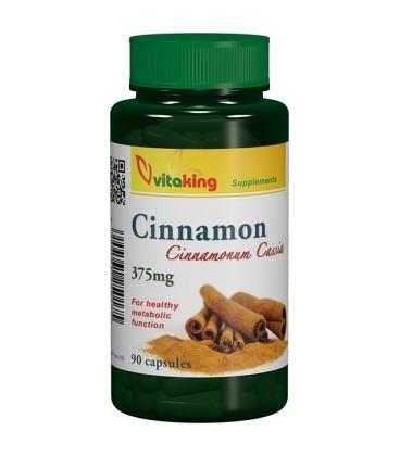 Scortisoara (cinnamon), 375mg 90 capsule