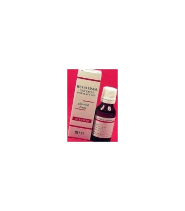 Bucotisol (glicerina boraxata), 25 ml