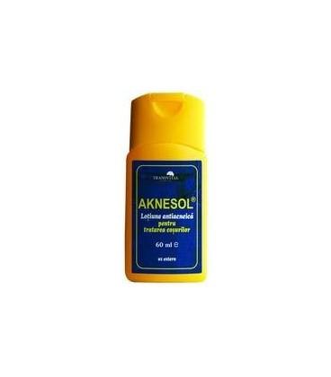 Aknesol gel antiacneic, 60 ml