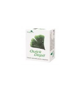 Quick Depil - Ceara naturala pentru depilare, 150 grame