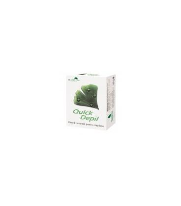 Ceara depilatoare quick depil, 150 grame