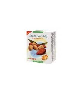 Vitamina E-100, 40 capsule