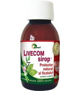 Livecom sirop, 100 ml