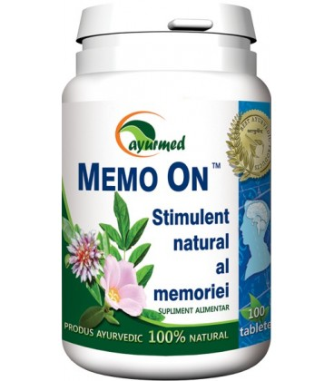 Memo on, 50 tablete