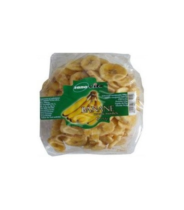 Banane uscate, 150 grame