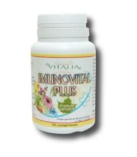 Imunovital Plus, 50 tablete