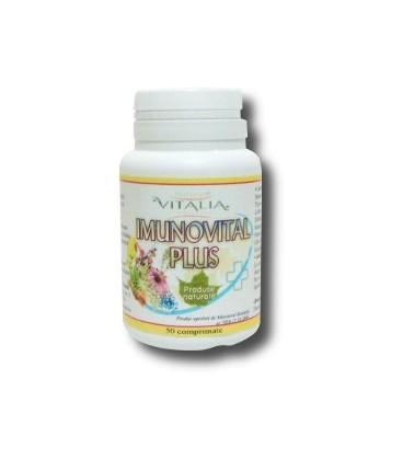 Imunovital plus, 50 comprimate