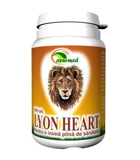 Lyon heart, 50 tablete